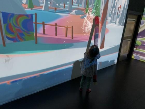 injoy interactive wall